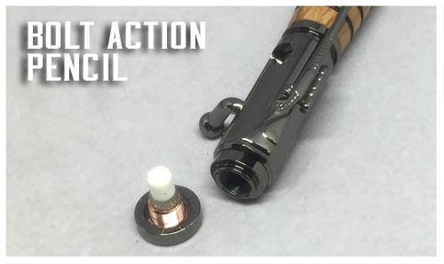 Bolt Action Chrome